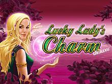Lucky Lady's Charm Deluxe - лучшие слоты онлайн